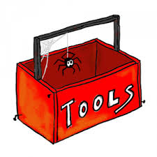 empty toolbox
